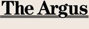 Argus newspaper logo.