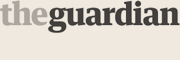 Guardian newspaper logo.