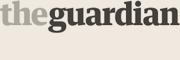 Guardian newspaper logo.